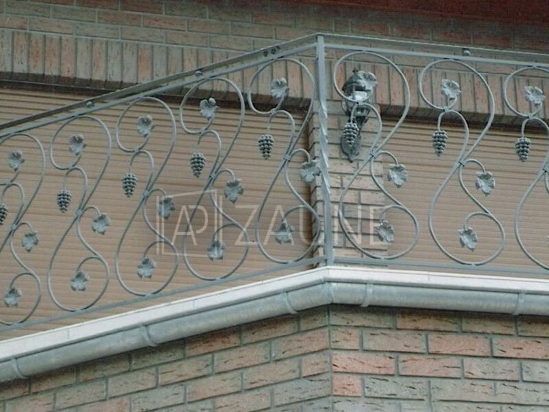 AP Zaune - Balustrades - verkoop en uitgebreide montage van metalen hekken - apzaune.de