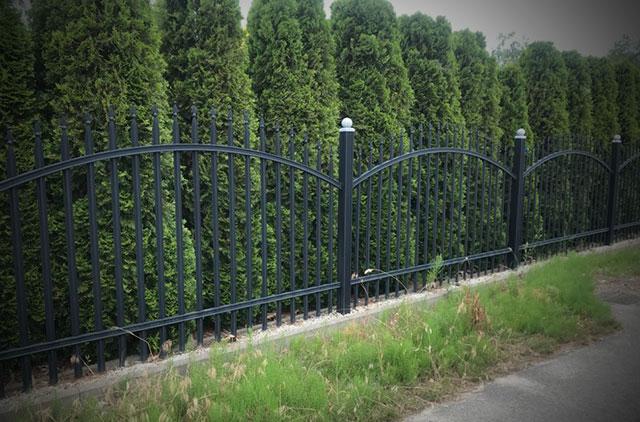 AP Zaune - Klasyczne ogrodzenia - sprzedaż i kompleksowy montaż ogrodzeń metalowych - apzaune.de