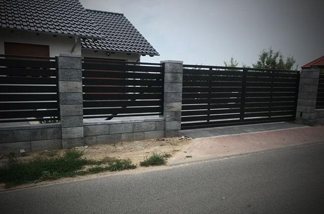 AP Zaune - Nowoczesne ogrodzenia - sprzedaż i kompleksowy montaż ogrodzeń metalowych - apzaune.de