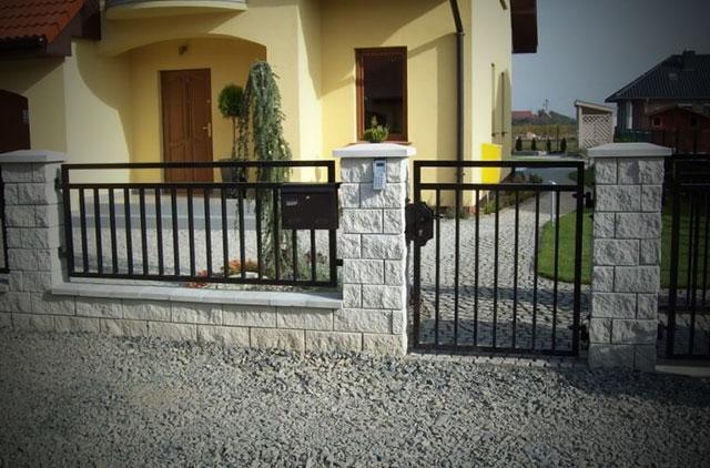 AP Zaune - Ogrodzenia standardowe - sprzedaż i kompleksowy montaż ogrodzeń metalowych - apzaune.de