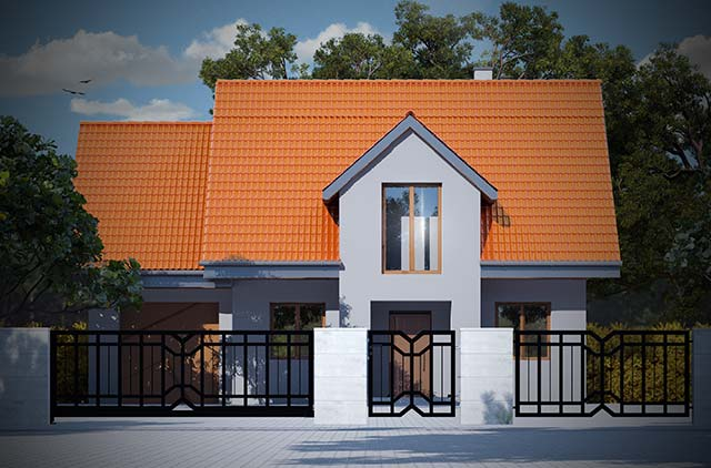 AP Zaune - Projekty - sprzedaż i kompleksowy montaż ogrodzeń metalowych - apzaune.de