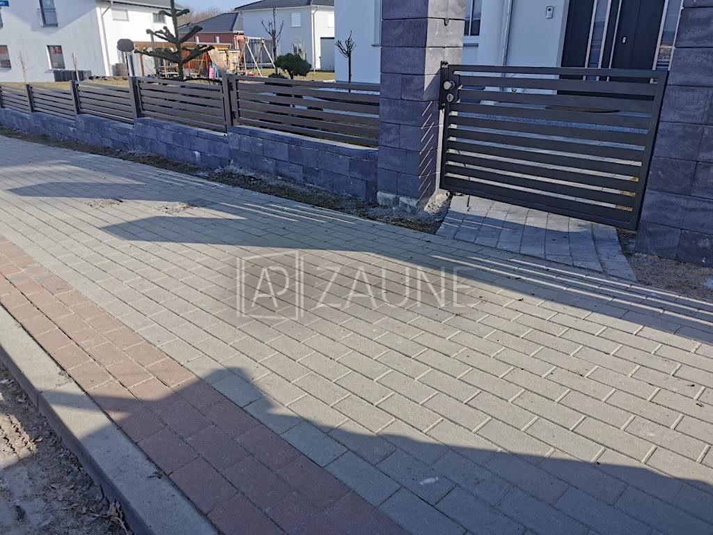 AP Zaune - Moderne Zӓune - Verkauf und umfassende Montage von Metallzäunen - apzaune.de