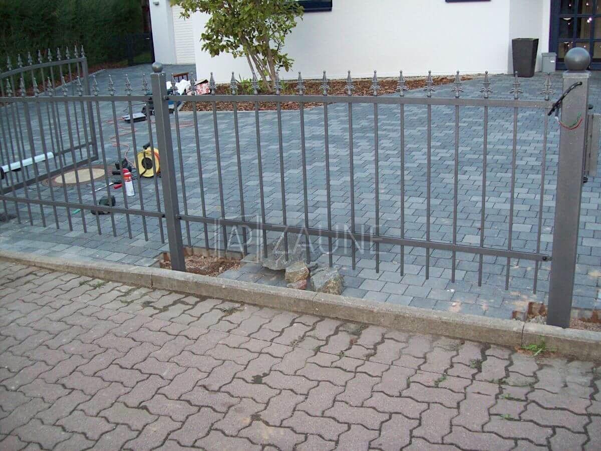 AP Zaune - Standardowe ogrodzenia - sprzedaż i kompleksowy montaż ogrodzeń metalowych - apzaune.de